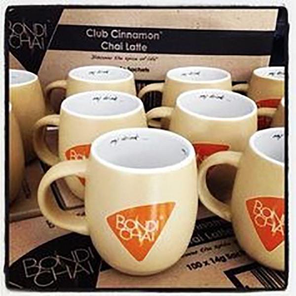 Bondi Chai Mugs